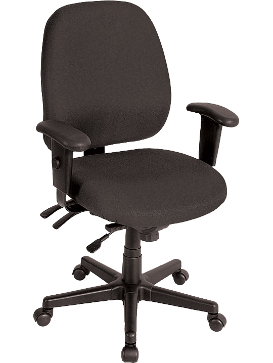 Eurotech 4x4 Mid Back Multipurpose Chair - 49802A