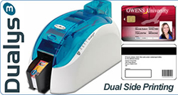 Save 17% on Evolis Dualys 3 Double Sided Card Printer by Clary Business Machines