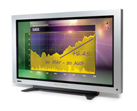 Interactive Plasma Display P-50X