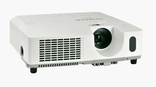 Hitachi CP-RX80 Projector