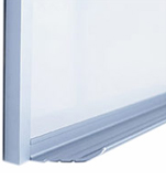 PolyVision 555 Series Dry Erase Contractor Series Whiteboards and Tackboards