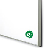 PolyVision Edge Series Dry Erase Contractor Series Whiteboards and Tackboards