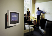 PolyVision RW 10 Room Scheduling System
