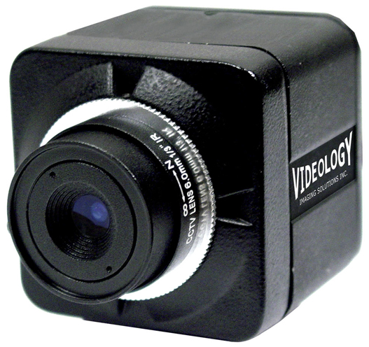 Videology 20K758USB-CL6 High Resolution Color Camera for Photo Identity Systems