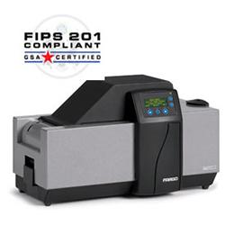 Fargo HDP600-CR100 Single & Double Sided Card Printer (Optional: Laminator)