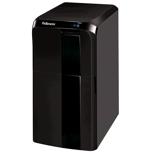 The Fellowes AutoMax 300C Cross Cut shredder