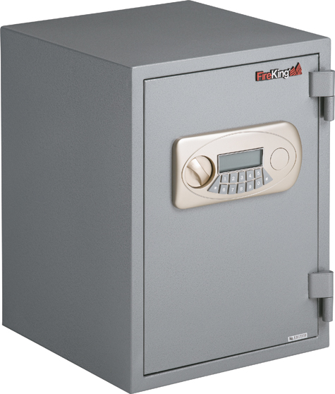 FireKing 1 Hour Fire Proof Record Safe FK1409-1MGE