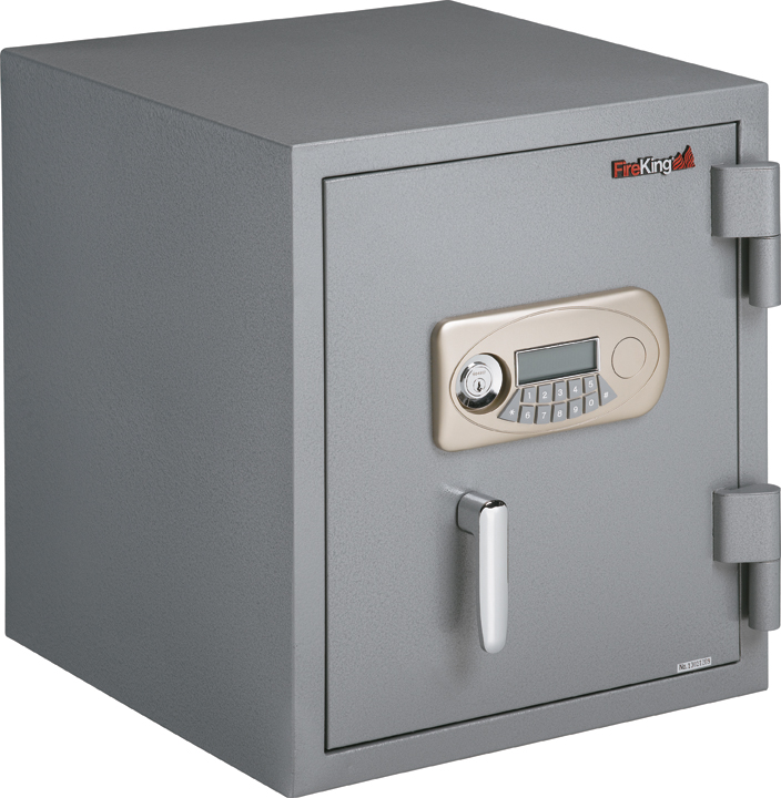 FireKing 1 Hour Fire Proof Record Safe FK1512-1MGE