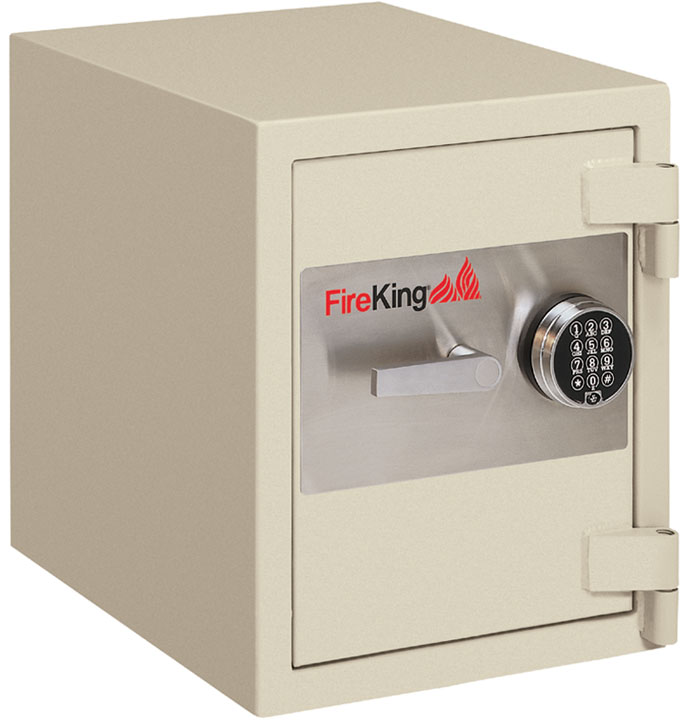 FireKing 1 Hour Fire and Burglary Proof Record Safe FB2218-1