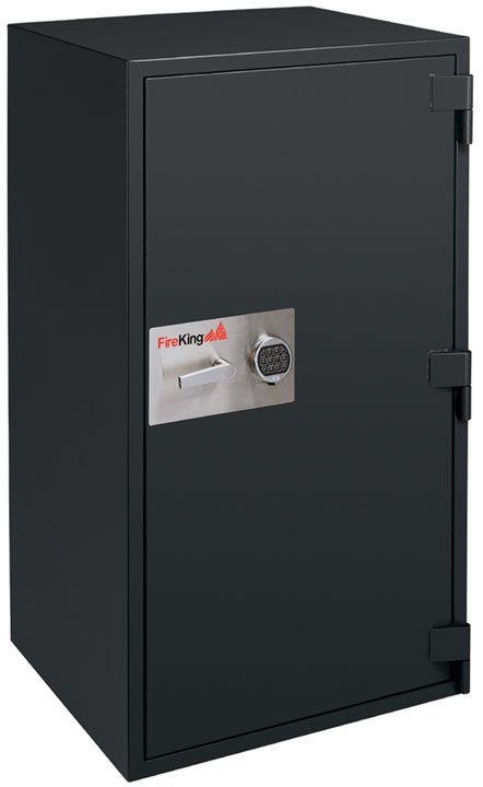 FireKing 1 Hour Fire and Burglary Proof Record Safe FB5428-1