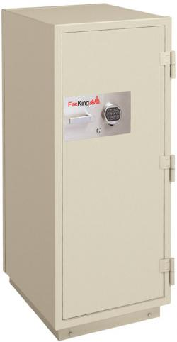 FireKing 2 Hour Fire and Burglary Rated Record Safe KR5021-2