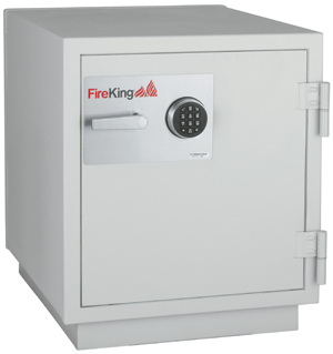 FireKing 3 Hour Fire Rated Data Safe DM1413-3