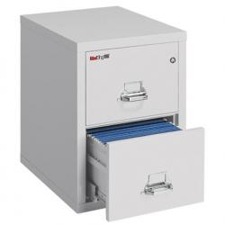 FireKing 2 Drawer Legal Vertical File Cabinet 2-2131-C