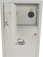 FireKing Safe In A File 4-2131-CSF (4 Drawer legal)