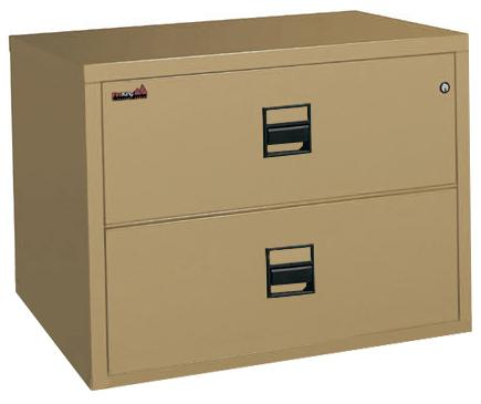 FireKing Signature Series 2 Drawer 38 Inch Wide Lateral Filing Cabinet 2S3822-CSCML