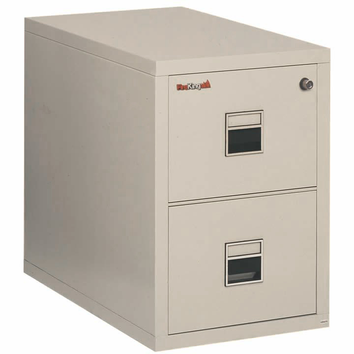 FireKing Signature Series 2 Drawer Vertical Filing Cabinet 2S2130-CSCML