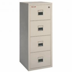 FireKing Signature Series 4 Drawer Vertical Filing Cabinet 4S2157-CSCML