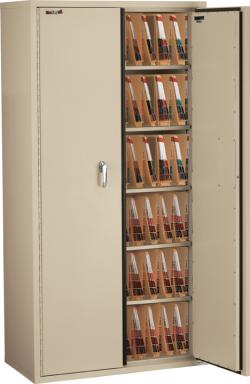 FireKing 6 Shelf Medical Storage Cabinet CF7236-MD