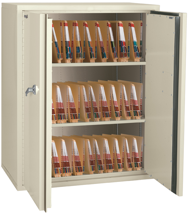 FireKing 3 Shelf Medical Storage Cabinet CF4436-MD