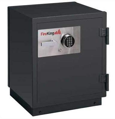 FireKing KR Series 2 Hour Fire & Burglary Rated Records Safe KR2021-2
