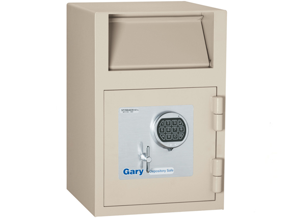 FireKing Gary Series Depository Safe With Electronic Combination Lock FB2114-RE