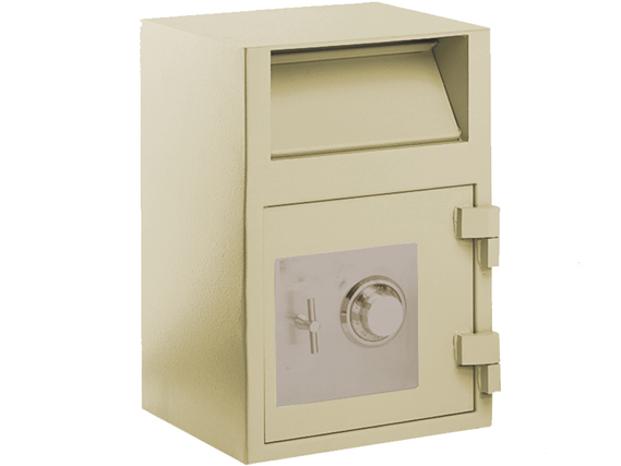 FireKing Gary Series Depository Safe With Dial Combination Lock FB2114-RC