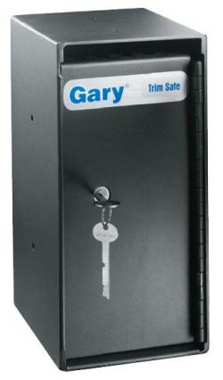 FireKing Gary Series Mini Trim Safe MS1206