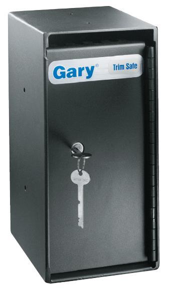 FireKing Gary Series Mini Trim Safe MS1206