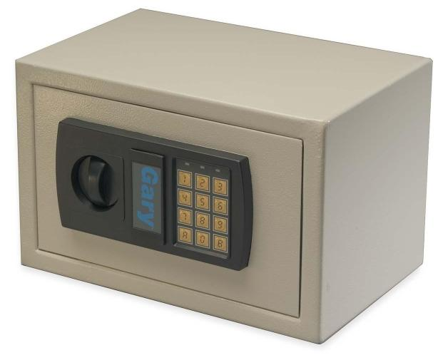 FireKing Personal Safe HS1207