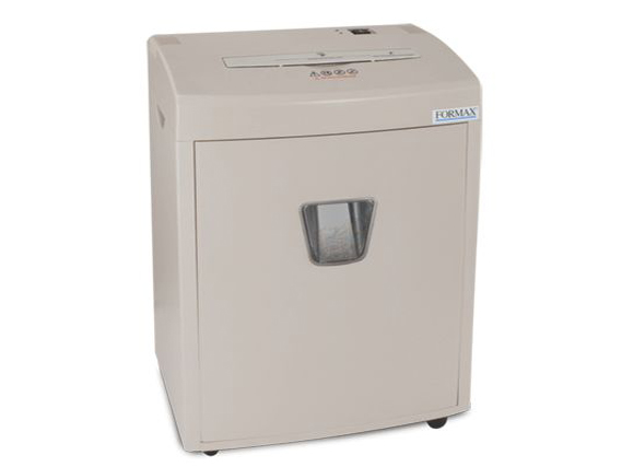 Formax FD 8202CC Cross-Cut Deskside Shredder