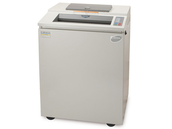 Formax FD 8500AF Cross-Cut Office Paper Shredder