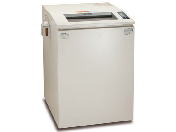 Formax FD 8650CC Auto Oiler Cross-Cut Office Paper Shredder