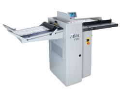 Atlas C300 Auto-Feed Paper Creaser/Folder