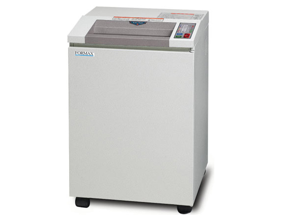 Formax FD 8400SC Office Strip Cut Paper Shredder