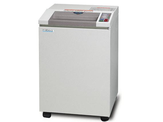 Formax FD 8400SC Office Strip Cut Paper Shredder