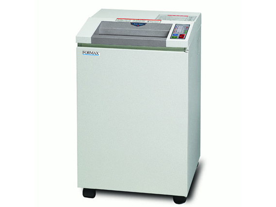 Formax FD 8600SC Office Strip Cut Paper Shredder
