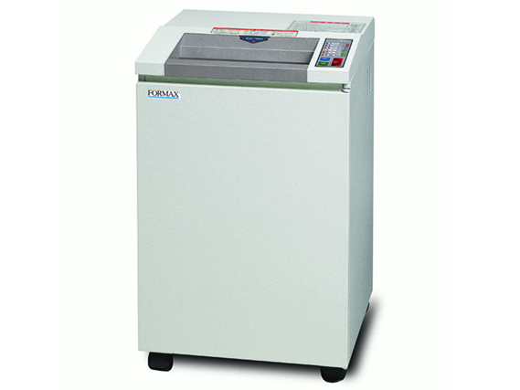 Formax FD 8600CC Office Cross Cut Paper Shredder
