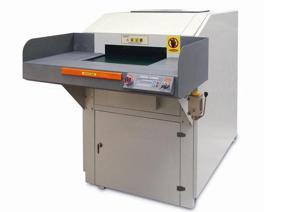Formax FD 8902CC Industrial Cross Cut Paper Shredder