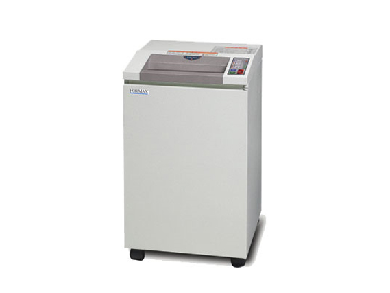 Formax FD 8400HS Office Cross Cut Paper Shredder