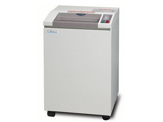 Formax FD 8500HS Office Cross Cut Paper Shredder