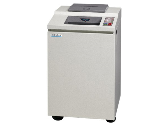 Formax FD 8702CC Office Cross Cut  Multimedia Shredder