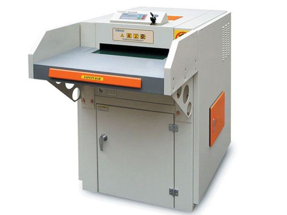 Formax FD8802CC Industrial Cross Cut  Shredder
