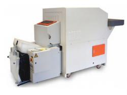Formax FD 8902B Industrial Cross Cut  Multimedia Shredder