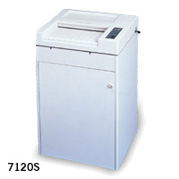 GBC Shredmaster 7120S Departmental Strip Cut Paper Shredder