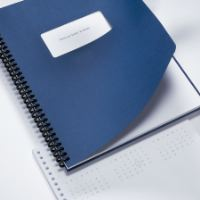 GBC® Linen textured Traditional Binding Covers