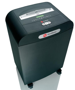 GBC Shredmaster GDX1813 Office Cross Cut Paper Shredder