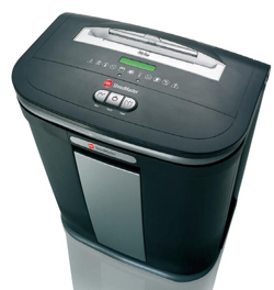 GBC Shredmaster GSX168 Office Cross Cut Paper Shredder