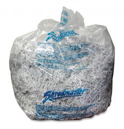 GBC Plastic Shredder Bags