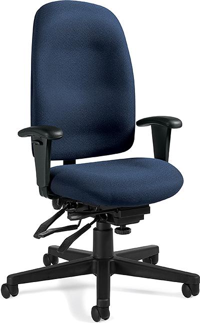 Global Granada High Back Multi Tilter Chair 3217