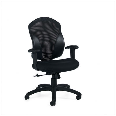 Global Tye Medium Back Tilter Chair 1951-4